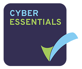 We are Cyber Essentials certified.