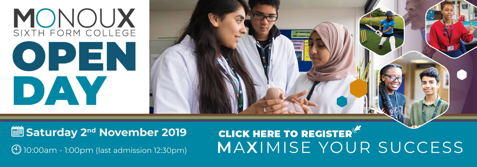 Monoux Results Day 2019 Article