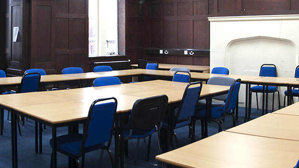 Classroom 2, fully equipped classroom