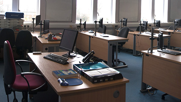 ICT Classroom 2, perfect for ICT classes