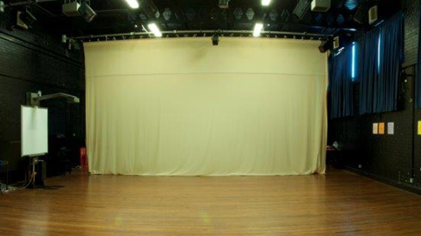 Theatre - Front, perfect for hire
