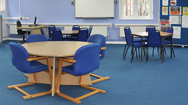 Meeting room (conference centre)