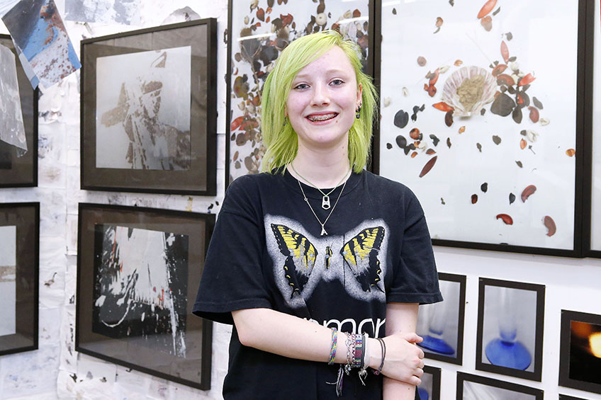Students Host Art Exhibition as part of E17 Art Trail