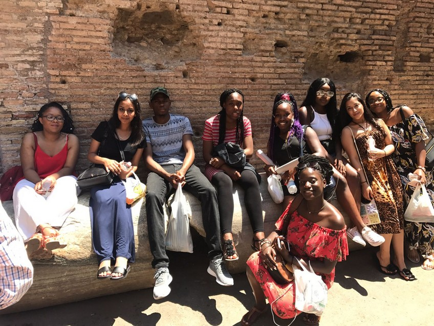 College Trip to Rome 2017