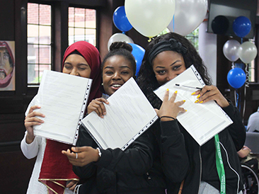 A successful year of academic achievements: Results Day 2018