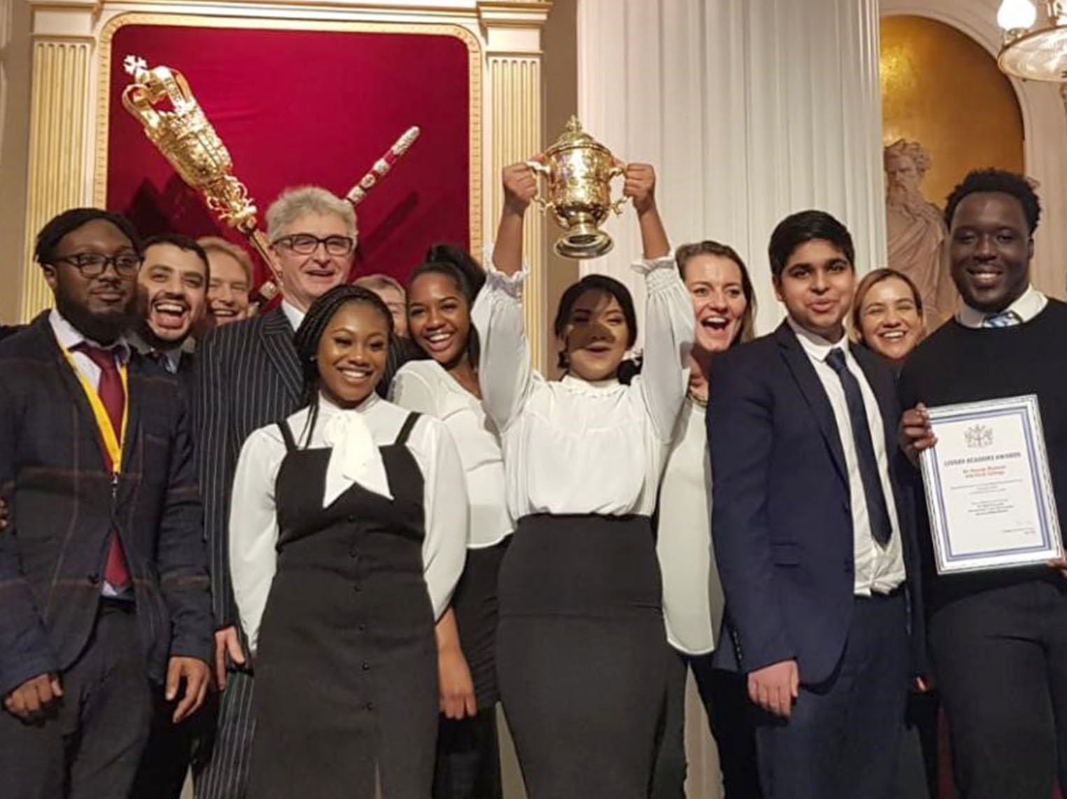 Livery Academy Awards winners 2020