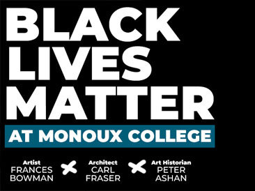 Monoux responds to the Black Lives Matter Movement
