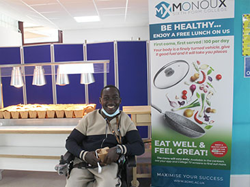 Healthy Eating Scheme offers free meals to students